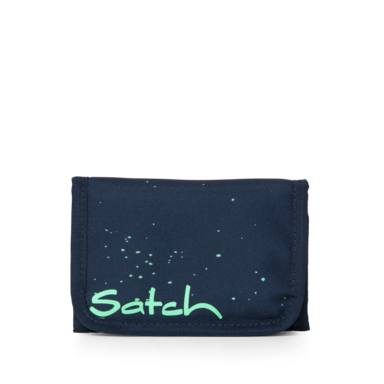 satch Wallet Green Bermuda