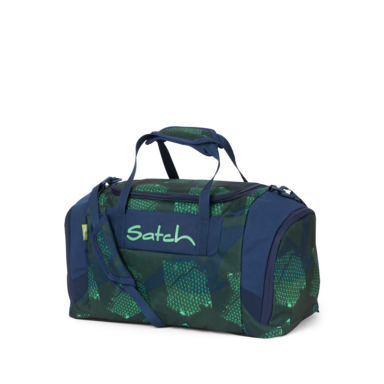 satch Duffle Bag Pure Purple