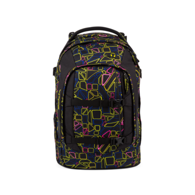 satch pack School Backpack Mint Phantom