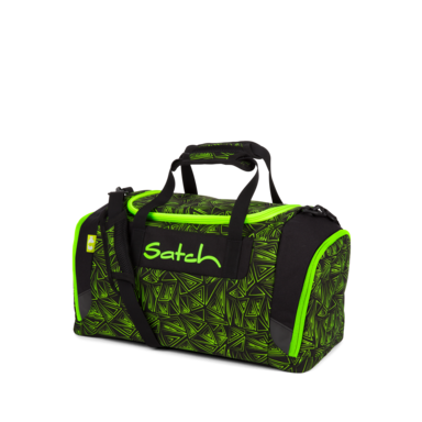 satch Duffle Bag Berry Carry