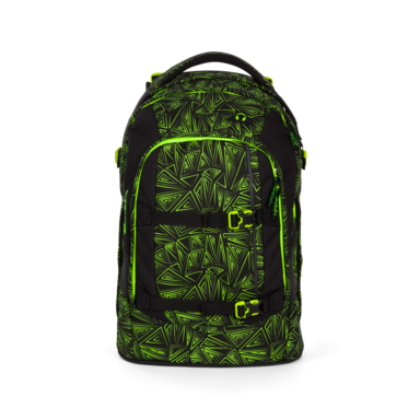 satch pack School Backpack Aloha Mint