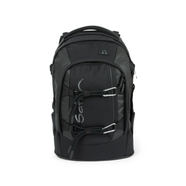 satch pack School Backpack Blue Compass