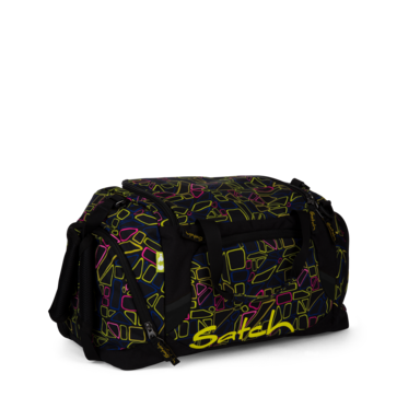 satch Duffle Bag Ninja Matrix