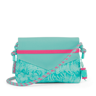 satch Clutch Bloomy Breeze