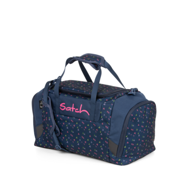 satch Duffle Bag Black Bounce