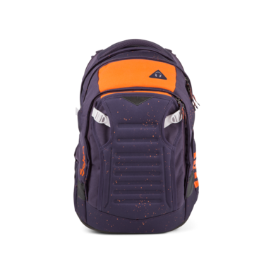 satch match facelift School Backpack Optimus Orange