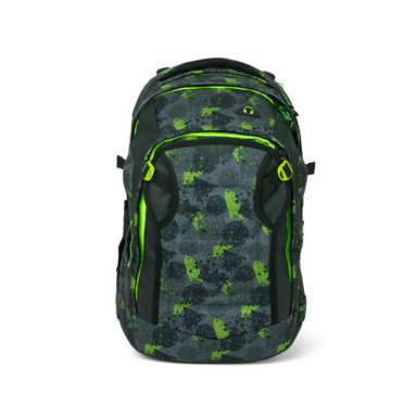 satch match facelift School Backpack Green Bermuda