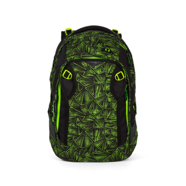 satch match School Backpack Bubble Trouble