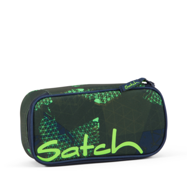 satch Pencil Case Blue Compass