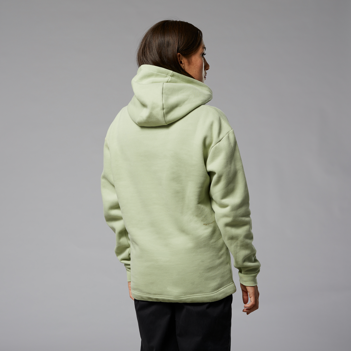 Neutral Organic cotton hoodie › Bottle
