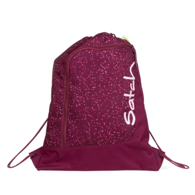 satch Gym Bag Deep Rose