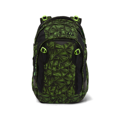 satch match School Backpack Green Bermuda