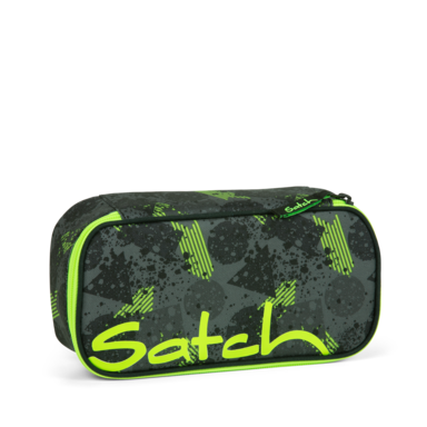satch Pencil Case Toxic Orange